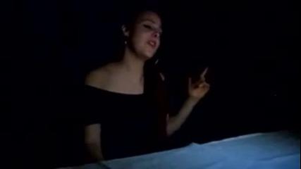 Симона Загорова пее: Rihanna - Cry