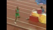 Нелсон Евора спечели златото в тройния  скок на Олимпиадата в Пекин 2008