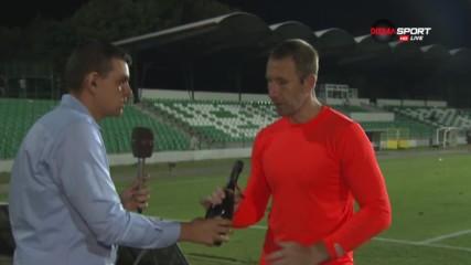 Перниш: Справедлив резултат, двата тима нямаха шансове