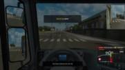 Euro Truck Simulator 2 ep.2 Погледнете описанието