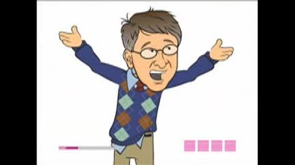 Бил Гейтс vs. Мак :d