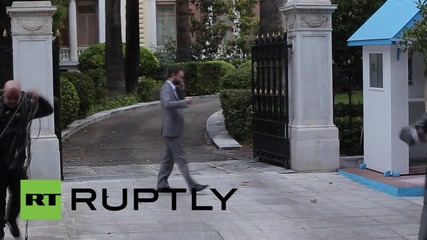 Greece: Tsipras receives mandate to form government from President Pavlopoulos