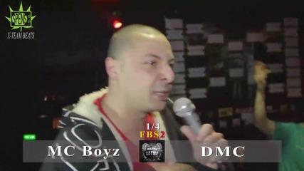 mc Boyz vs Dmc freestyle battle