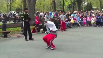 Страхотни Улични таланти .. Улични танци !!!