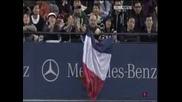 Masters cup 2008 : Федерер - Симон