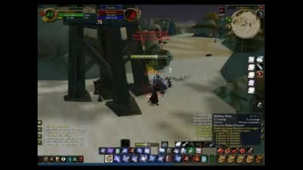 Cataclysm Wow Rogue Intro