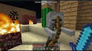 Биене с Mobs в Minecraft сървър - Boodycraft
