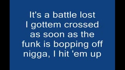 2pac - Hit 'em up [lyrics]
