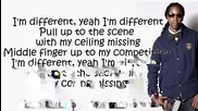 2 Chainz - I'm Different (lyrics On Screen)