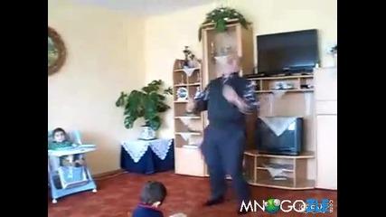танцьор !!! (100 % смях)