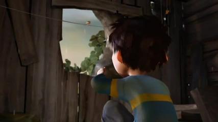 Циркът на охлювите - Анимация
