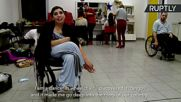 Wheelchair-Bound Dancers Wow World Tango Festival