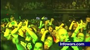 Dave Mustaine Unchained! Infowars Coming to the Infowar 3-15-12