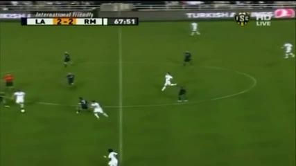 Cristiano Ronaldo Vs La Galaxy Away