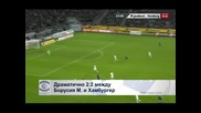Драматично 2:2 между Борусия М. и Хамбургер