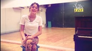 Violetta Live : Тини ви пожелава щастливи празници