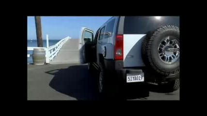 Hummer H3 Плава Като Подводница!