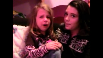Сладкото момиченце, което плака за Justin