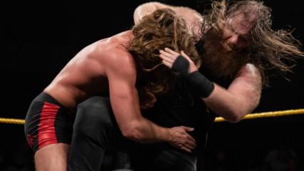 Matt Riddle vs. Killian Dain: WWE NXT, Aug. 21, 2019