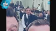 Зуека вдигна сватба