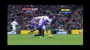 Кристиано Роналдо с умисъл ли нокаутира съперник или червеният картон за лакътя е несправедлив?