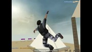 Counter Strike Source Funny Death Slides