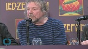 Robert Plant to Bring Sensational Space Shifters on the Road