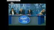 Бойко Борисов във Music Idol 3 Smqh