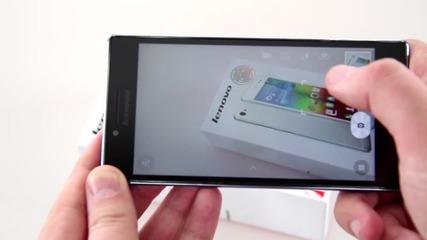 Lenovo P70 - Смартфон със 4000 mAh батерия