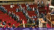 France: MPs storm out after Valls evokes emergency decree to approve labour reforms