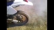 Bobara Dr 250 Burn Out Part 2