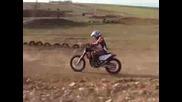 KTM 250cc vs Suzuki 450cc
