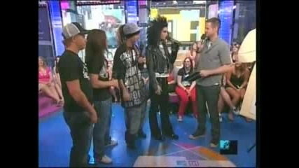 Tokio Hotel се Разкриват В Mtv Trl Xd