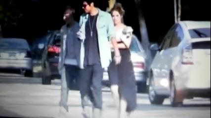 Джъстин Бийбър се бие с хейтъри в Л.а.