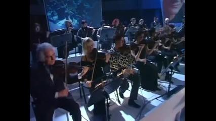 Kemal Monteno - Jedne noci u decembru - (LIVE) - (Skenderija 2003) - (FTV)