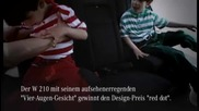 Филм на Mercedes-benz E-class История