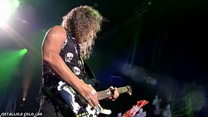 Metallica - Master Of Puppets - Live Reading Festival 2015 -