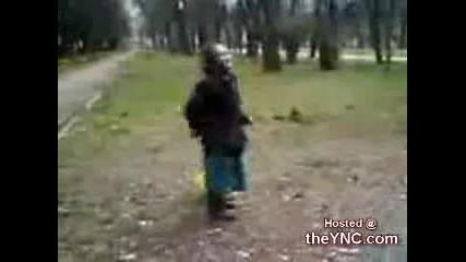 Баба Танцува Техно