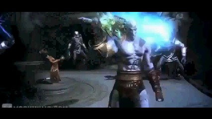 god of war 3-down with the sickness