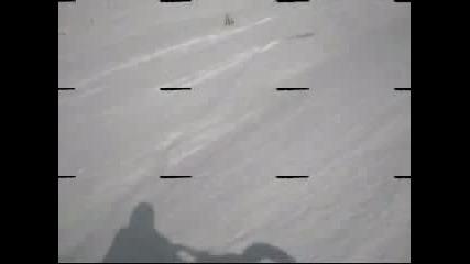 Drag Climber на сняг