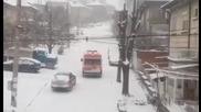 Линейка си проправя път в Мездра