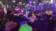 USA: Former Sanders delegate arrested during anti-Trump Portland protest