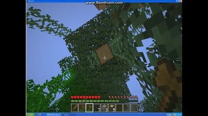 Minecraft Survival s Minefag 1ep