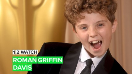 The young actor melting Hollywood hearts this awards season