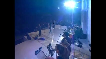Kemal Monteno - Hvala svima - (LIVE) - (Skenderija 2003) - (FTV)