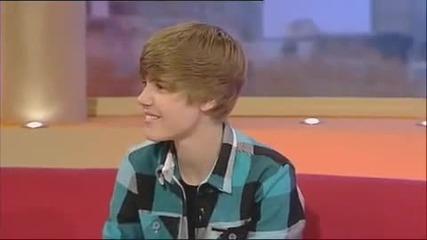 Justin Bieber Interview 2010