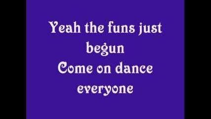 Hannah Montana - Lets Get Crazy with lyrics