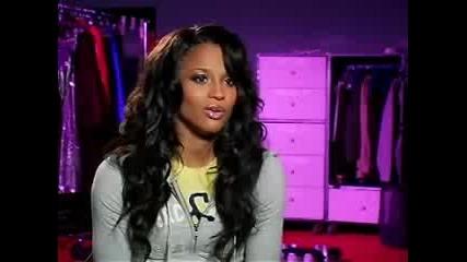 Ciara - Interview At&t Part {1}