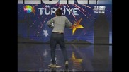 Йордан Илиев втрещи Турция търси талант - кастинг