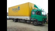 Камиони Мерцедес